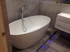 Led Bathroom Plinth Lights square led plinth light kit - including transformer | led plinth