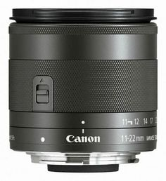Canon Ef M 11 22mm F 4 5 6 Is Stm Canon Ef System Camera Canon