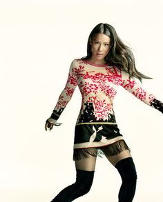Lucy Liu by Kenneth Willardt, 2003