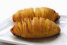 Las recetas de Blanca: Patatas fritas especiales para acompañamiento BERTHA