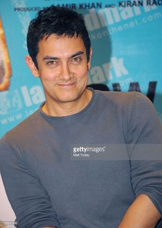 Aamir Khan during the launch of Peepli Live's DVD in Mumbai on November 4, 2010.