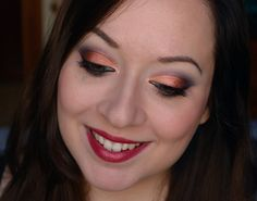 Trucco autunnale con La palette Duochrome di Neve Cosmetics | Make up Pleasure