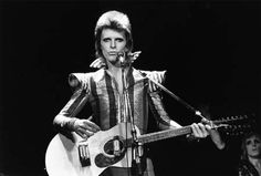 Thank you, David Bowie.