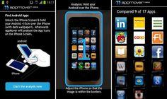 Appmover: encuentra la versión para Android, o una alternativa similar, de las apps que usas en iPhone