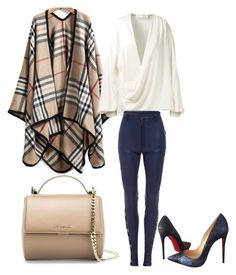 """""""Untitled #44"""" by belanda-dee on Polyvore featuring Givenchy, Victoria Beckham, Rodarte and Christian Louboutin"""