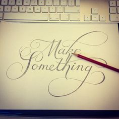 -Will Holmes  AMAZING hand lettering and design, inspiration everywhere!!