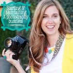 Starting and maintaining a Photography Business