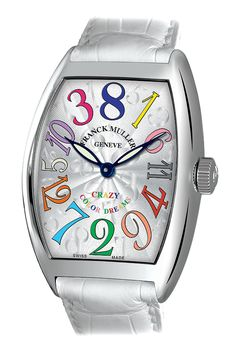 Franck Muller Crazy Hours, Color Dreams