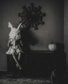 Photo by Whitney Rodgers Surrealism Photography, Dark Photography, Black And White Photography, Horror Photography, Arte Horror, Horror Art, Looks Halloween, Image Nature, Creepy Photos