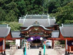 霧島神宮 、Kirishima Shrine 主祭神天饒石国饒石天津日高彦火瓊瓊杵尊