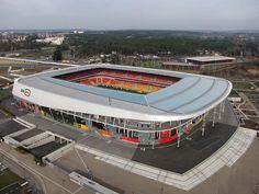 MM Arena (Le Mans, France) By Cardete et Huet Architectures, Studio Bruno Huet