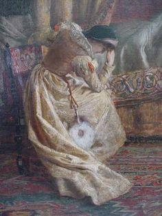 Francis Sydney Muschamp (1851-1929)
