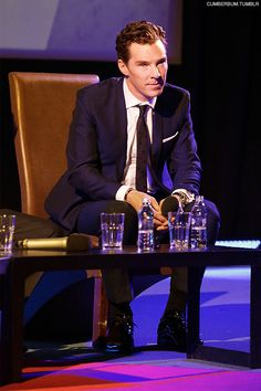 Benedict Cumberbatch at the Off Plus Camera festival
