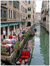 Art Symphony: Romantic Venice, Italy