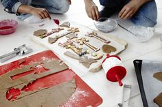 Inspiration: Weihnachten 2014 bei Ikea/Christmas Cravings at IKEA Gingerbread Dough, Gingerbread Cookies, Ikea Christmas, Cooking Equipment, Winter Holidays, Food Storage, Kitchenware, Cravings, Nom Nom