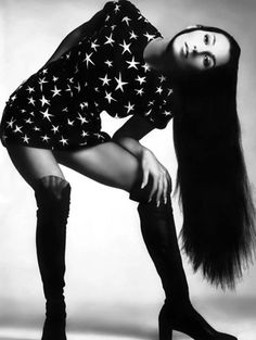 THERE'S ONLY ONE CHER