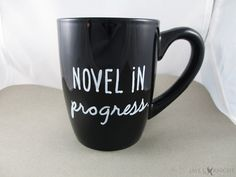 Repin if this mug is for you! http://writersrelief.com/