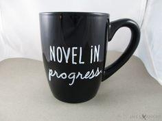 Black Novel In Progress