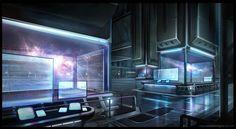 Laboratory by SebastianWagner.deviantart.com on @deviantART