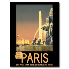 >>>Are you looking for          	Paris France ~ Vintage French Travel Advertising Post Card           	Paris France ~ Vintage French Travel Advertising Post Card We provide you all shopping site and all informations in our go to store link. You will see low prices onHow to          	Paris Fran...Cleck link More >>> http://www.zazzle.com/paris_france_vintage_french_travel_advertising_postcard-239757836243899608?rf=238627982471231924&zbar=1&tc=terrest