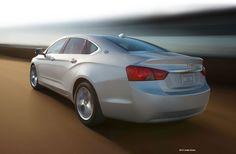 2015 Impala: Full Size Cars - Full Size Sedans | Chevrolet