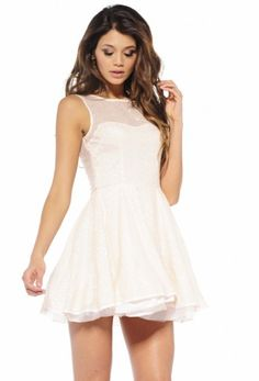 Sequin Kick Out Dress