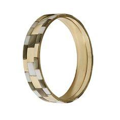 Bracelete dourado 3 peças com pedras sintéticas