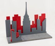 City Skyline Shelf
