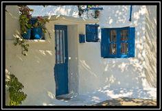 Egina - Casa mediterránea by Ruedaladeras, via Flickr