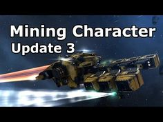 Mining Character Update 3 (Gas Harvesting) - EVE Online - YouTube
