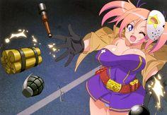 Triage X tendrá una OVA con el volumen numero doce del Manga.