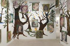 Sophie von Hellermann @ Greene Naftali Gallery, New York