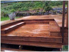 Wooden Terrace, Norway, House, Home Decor, Patio, Decoration Home, Home, Room Decor, Home Interior Design