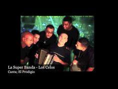La Super Banda Music - Los Celos