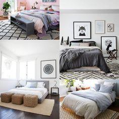 7 truques para deixar seu quarto igual aos do Pinterest