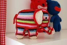 crochet elephant - Google Search