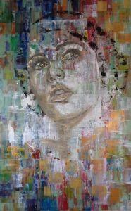 artwork by Myrna Jonker