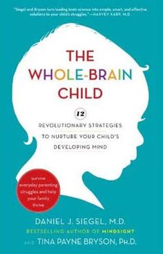 Daniel Siegel and Tina Payne Bryson have created a masterly, reader-friendly guide to helping children grow their emotional intelligence. This brilliant method transforms everyday interactions into valuable brain-shaping moments. Anyone who cares for children—or who loves a child—should read The Whole-Brain Child.