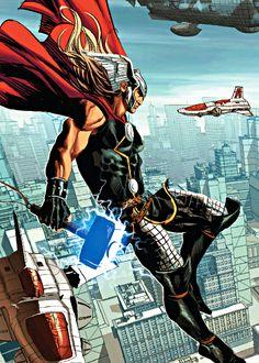 Thor in Original Sin 02