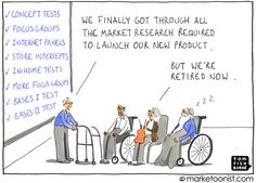 market research - Tom Fishburne