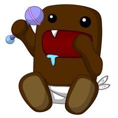 Cute Monster Mascot