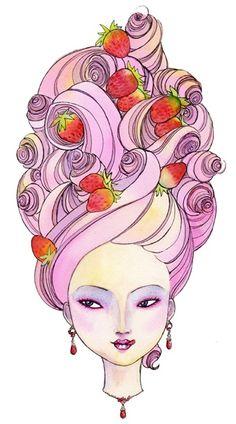 'Strawberry', Camila Cerda