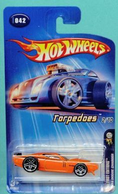 Mattel Hot Wheels 2005 First Editions 1:64 Scale Torpedoes Orange 1971 Dodge Charger Die Cast Car #042 by Mattel. $7.99. Mattel Hot Wheels 2005 First Editions 1:64 Scale Torpedoes Orange 1971 Dodge Charger Die Cast Car #042