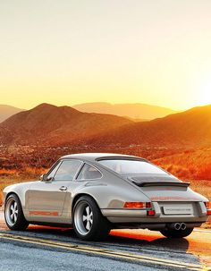 Porsche 911 Singer New York