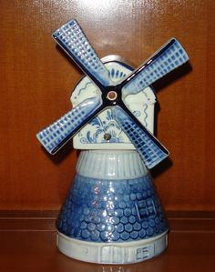 Blue Delft. Made in Holland