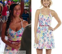 Devious Maids: Season 3 Episode 11 Rosie's Floral Dress