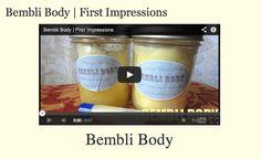 Bembli Body First Impressons