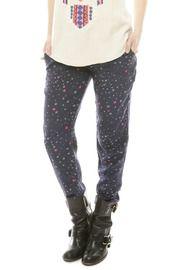 Star Slouchy Pants  [Shoptique]