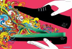 _ advertising: live life unlaced by havaianas _