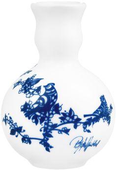 Smuk Rosamundes fugle stage fra Bjørn Wiinblad #inspirationdk #bolig #danskdesign #danishdesign